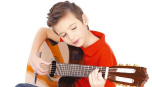 guitarras electricas para niños
