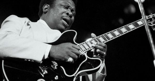 aprender acordes de blues