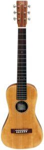guitarra de viaje electroacustica