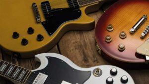 mejores guitarras les paul
