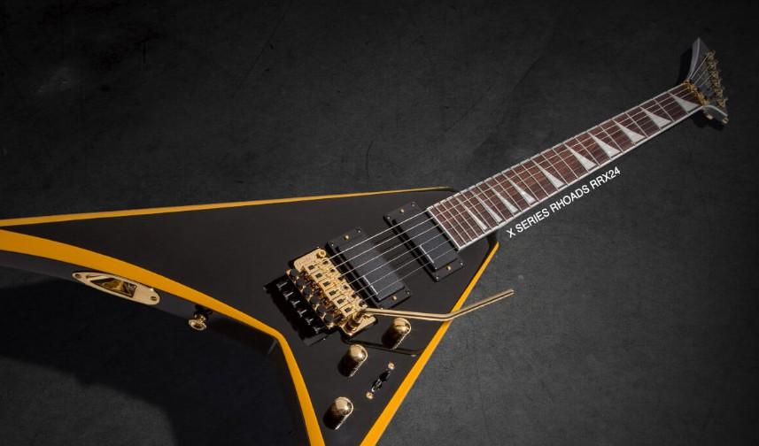 guitarras jackson