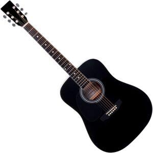 guitarra acustica para zurdos