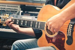 mejores guitarras para zurdos