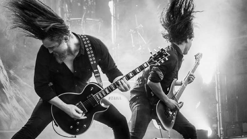 mejores guitarras metal