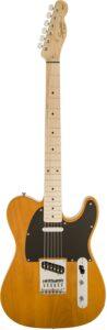 Guitarra eléctrica Squier Fender Affinity Telecaster para zurdos