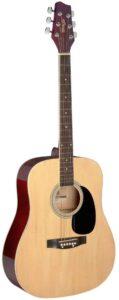 Stagg SW201 Western - Guitarra sajona acústica (1/2)
