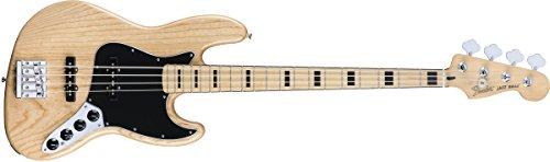 Fender 0143512321 Diapasón de bajo de jazz activo de lujo