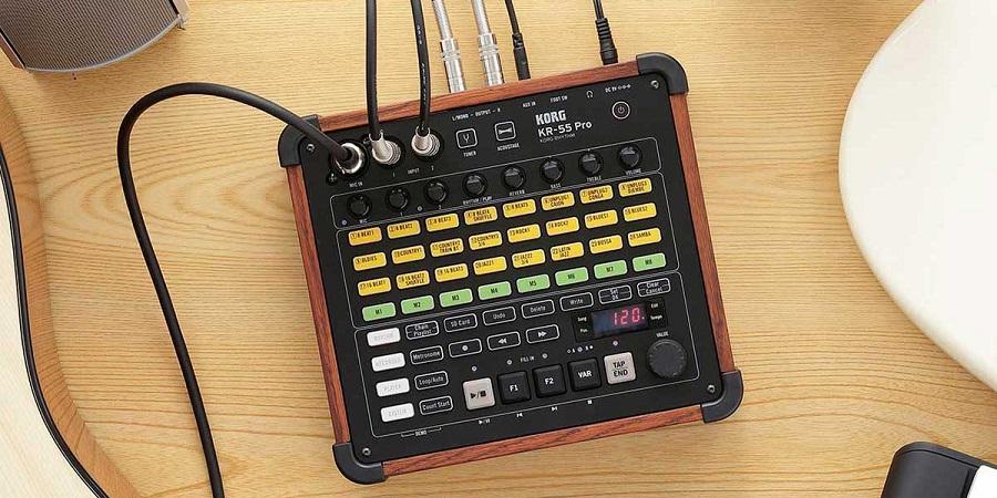 comprar caja de ritmos analogica