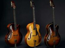 mejores guitarras de jazz