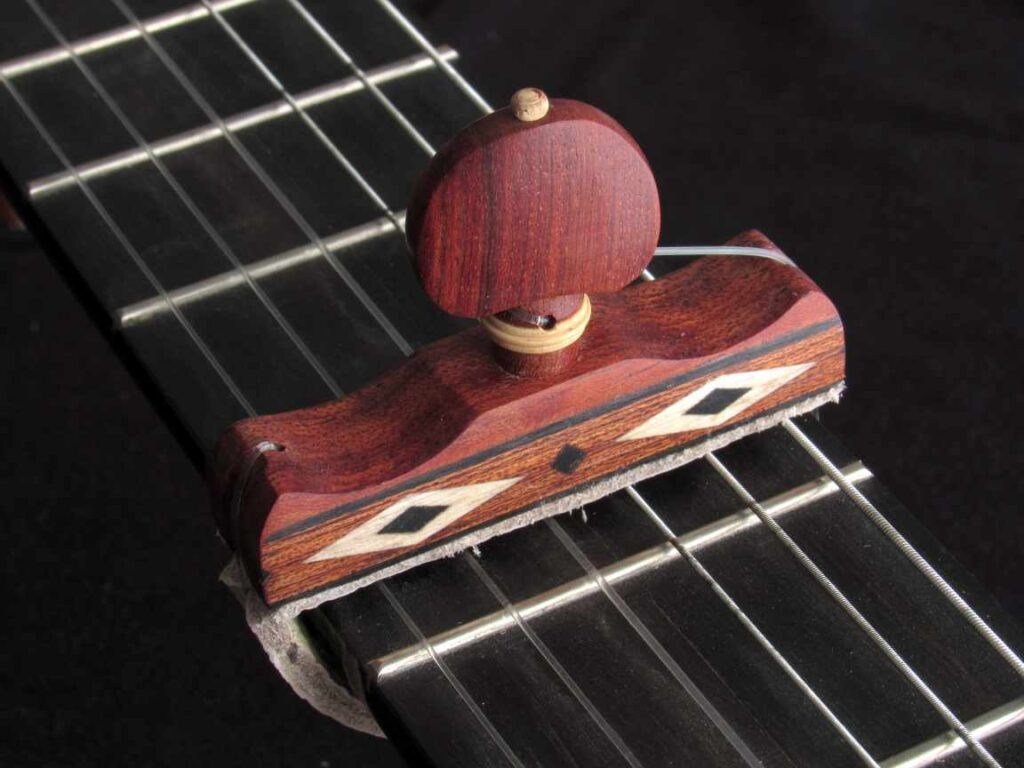 cejilla guitarra flamenca