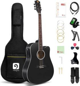 vangoa guitarra